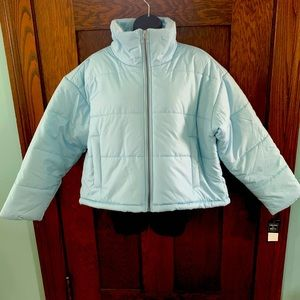 Winter Puffer Coat Size Large